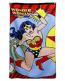 Wonder Woman Wall Banner 30 x 50 - DC Comics