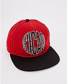 Embroidered Chicago Basketball Snapback Hat