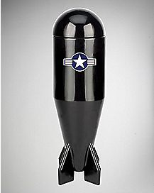 Missile Pint Glass 16 oz