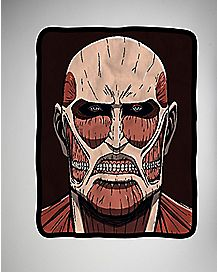 Attack On Titan Fleece Blanket