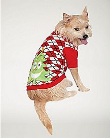 Christmas Tree Ugly Pet Sweater