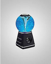 Sound Candy Sound Storm Speaker Snow Globe