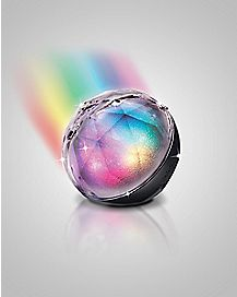 Sound Candy Crystal Ball Bluetooth Speaker - Black