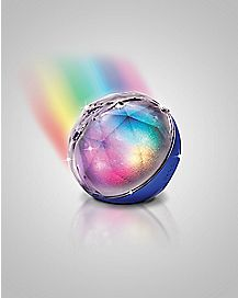 Sound Candy Crystal Ball Wireless Speaker - Blue