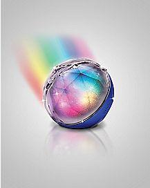 Sound Candy Crystal Ball Wireless Speaker - Blue