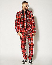 The Lumberjack Party Suit