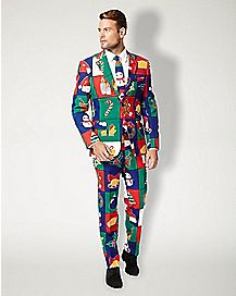 Quilty Pleasure Party Suit