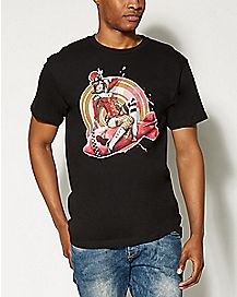 Cherry Bomb Mad Moxxi T shirt
