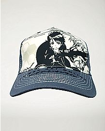 Sword Art Online Kirito and Asuna Snapback Hat