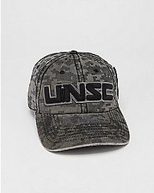 Embroidered UNSC Halo Snapback Hat