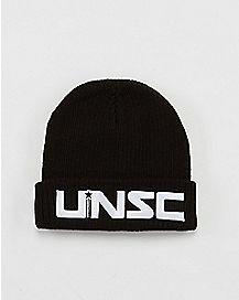 Textured Cuff UNSC Halo Beanie