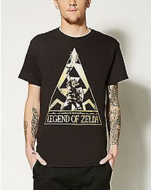 Ninetendo The Legend of  Zelda T shirt