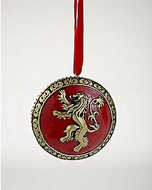 Game of Thrones Lannister Ornament