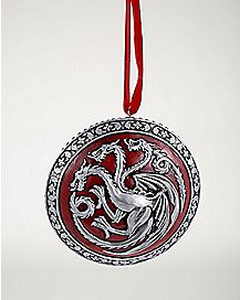 Game of Thrones Targayen Ornament