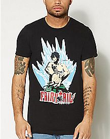 Wave Fairy Tail Tee