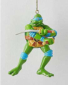 TMNT Leonardo Holiday Ornament