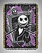 Nightmare Before Christmas Tapestry Blanket