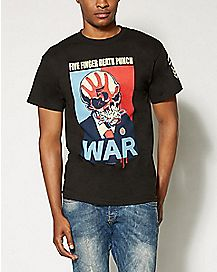 Five Finger Death Punch War T shirt
