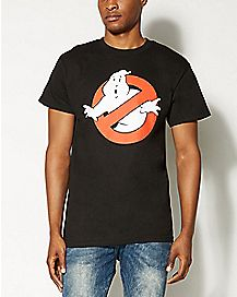 Logo Ghostbusters T shirt