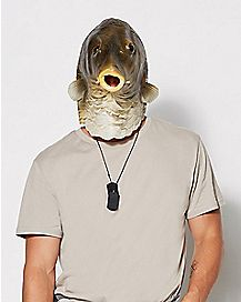 Frank The Fish Mask
