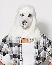 Patty The Poodle Dog Mask