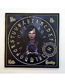 Lisa Parker Spirit Guide Pentagram Spirit Board