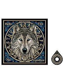 Lisa Parker Wolf Ouija Board