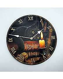 Lisa Parker Witching Hour Wall Clock