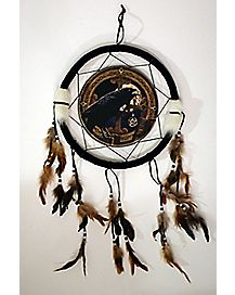 Lisa Parker Raven Dreamcatcher