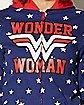 Reversible Wonder Woman Hoodie - DC Comics