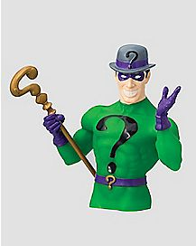 DC Comics The Riddler Piggy Bank