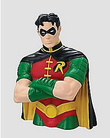 DC Comics Robin Piggy Bank