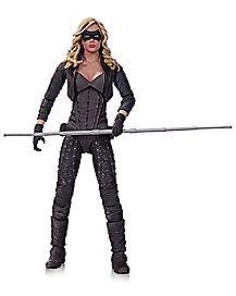 Arrow TV Black Canary Action Figure