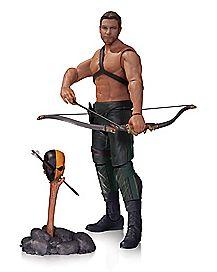 Arrow TV Oliver Queen & Totem Action Figure