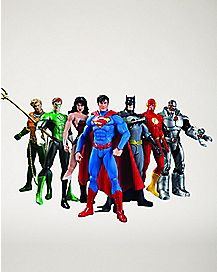 Justice League Action Figure Box Set 7 Pack - DC Comics
