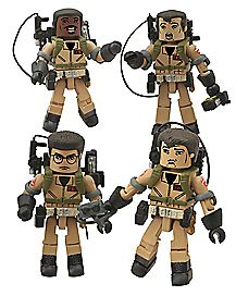 Ghostbusters Minimates Box Set