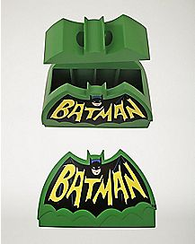 1966 Batman Logo Cookie Jar