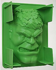 Hulk Gelatin Mold Tray
