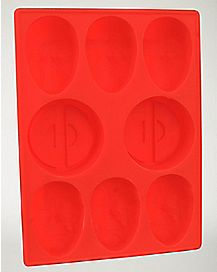 Deadpool Gelatin Mold Tray