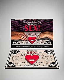 Spirits Want You to Have Sex Spirit Board Game