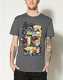 Smack Attack Jessica Jones T Shirt - Marvel Comics