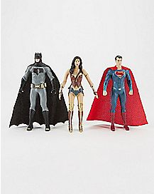 Batman V Superman Action Figures 3 Piece - DC Comics