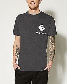 Mr Robot Evil Corp T shirt