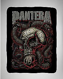 Pantera Fleece Blanket