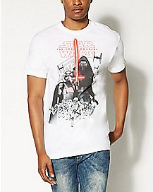 Stormtrooper The Force Awakens Star Wars T shirt