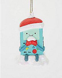 Beemo Adventure Time Holiday Ornament