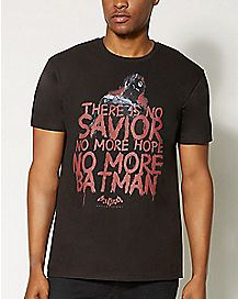 Batman No More Hope T Shirt - DC Comics