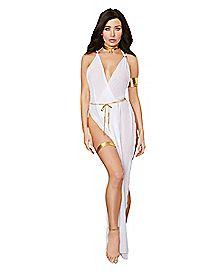Goddess Fantasy Gown Set
