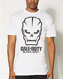 Logo Skull Call of Duty Black Ops 3 T shirt