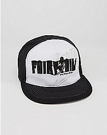 Fairy Tail Snapback Hat